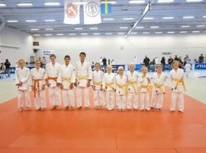 Våra  tolv deltagare